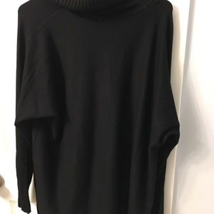 JM Collection Sweaters - Cowl neck oversized tunic sweater NWT